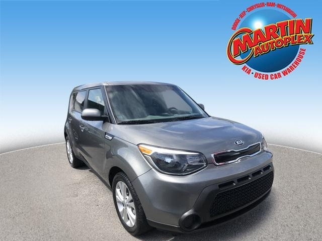 Pre Owned 2015 Kia Soul Plus