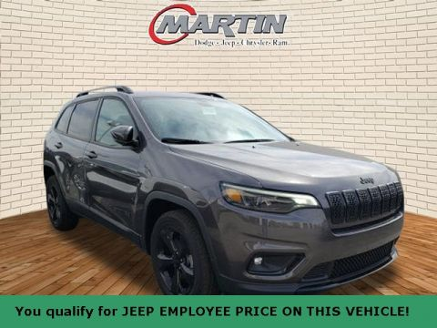 New 2019 JEEP Cherokee Altitude FWD Sport Utility