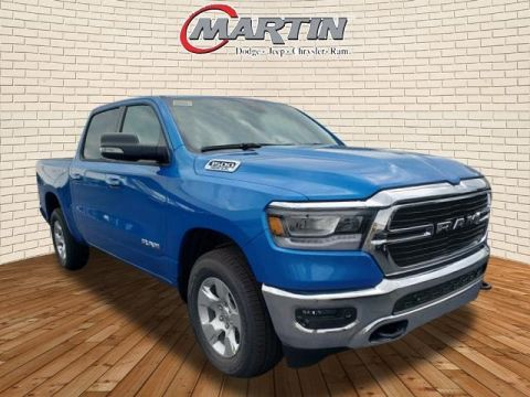 New 2020 RAM 1500 Big Horn/Lone Star With Navigation