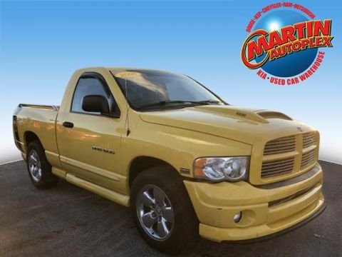 Pre-Owned 2005 Dodge Ram 1500 Rumble Bee!