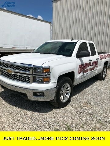 Pre-Owned 2014 Chevrolet Silverado 1500 LT RWD 4D Double Cab