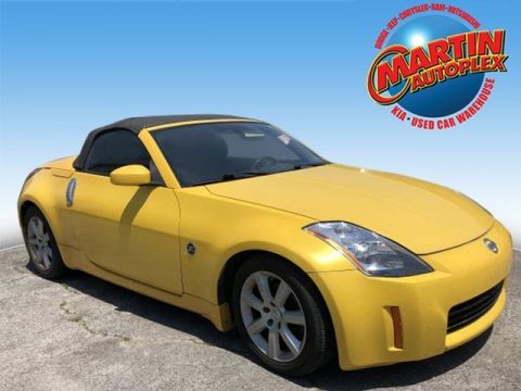 Pre-Owned 2005 Nissan 350Z