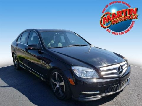 Pre-Owned 2011 Mercedes-Benz C-Class C 300 4MATIC® 4D Sedan